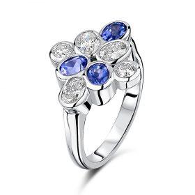 Sapphire and Diamond